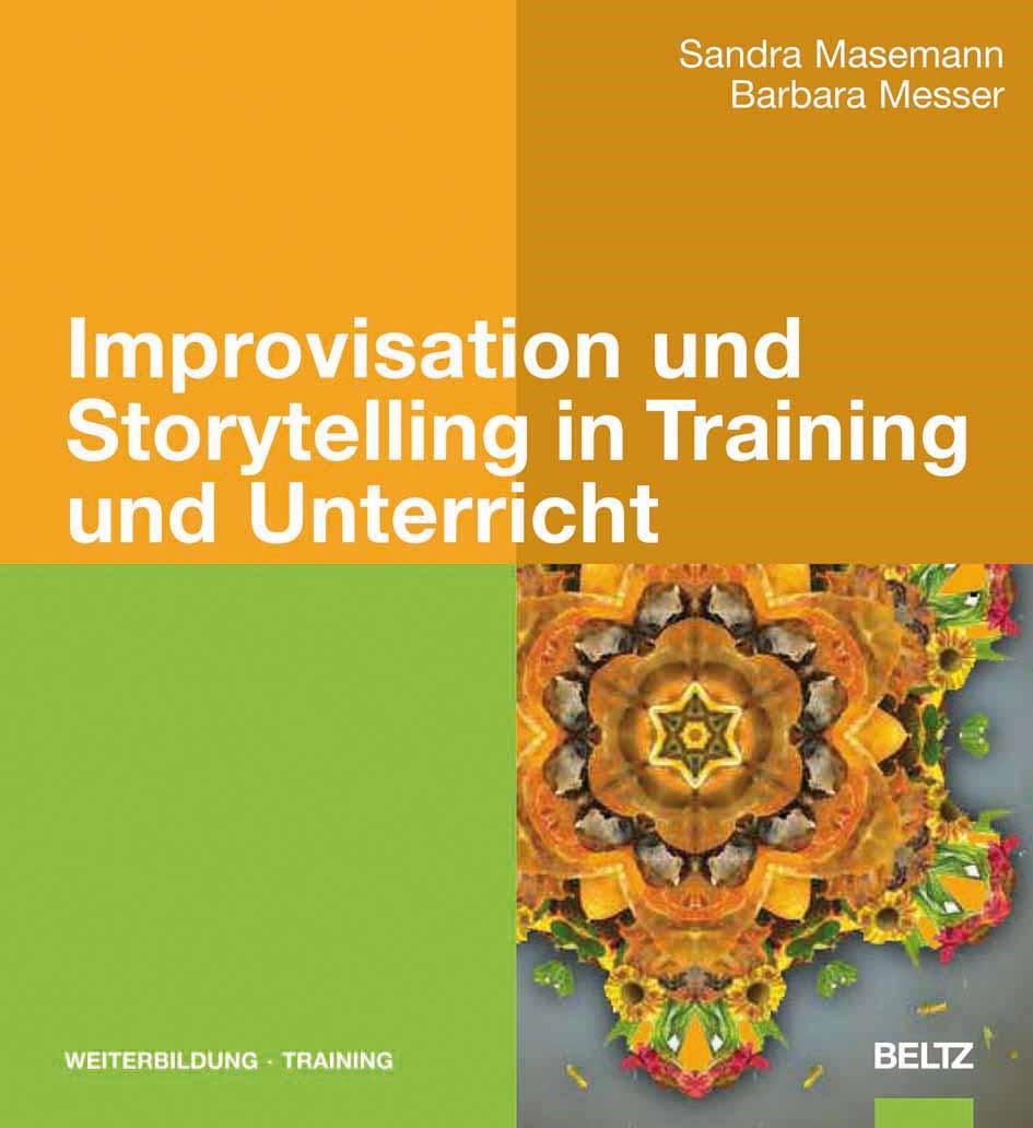 Improvisation und Storytelling in Training und Unterricht | Masemann | Buch (Cover)