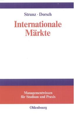 Abbildung von Strunz / Dorsch   Internationale Märkte   2001
