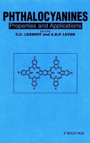 Abbildung von Leznoff / Lever | Phthalocyanines | 1989