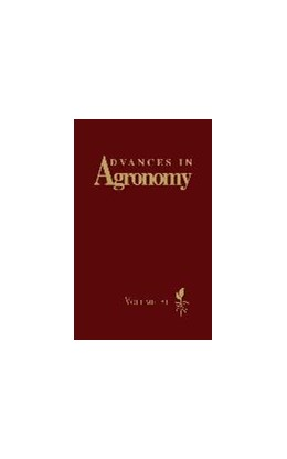 Abbildung von Advances in Agronomy | 1994