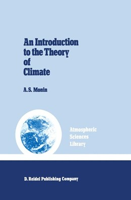 Abbildung von Monin | An Introduction to the Theory of Climate | 1986 | 7