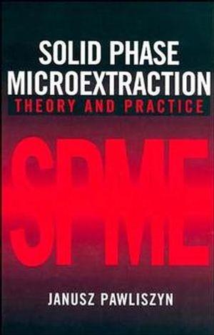 Abbildung von Pawliszyn | Solid Phase Microextraction | 1997