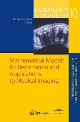 Abbildung von Scherzer | Mathematical Models for Registration and Applications to Medical Imaging | 2006