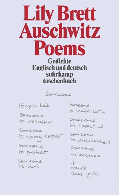 Abbildung von Brett   Auschwitz Poems   2004