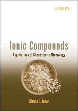 Abbildung von Yoder | Ionic Compounds | 1. Auflage | 2006