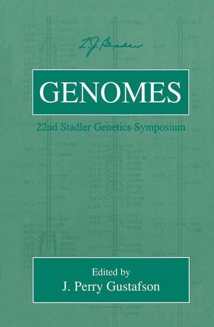 Abbildung von Gustafson / Flavell | Genomes | 2000