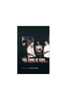 Abbildung von Lavery | This Thing of Ours | 2002 | Investigating The Sopranos