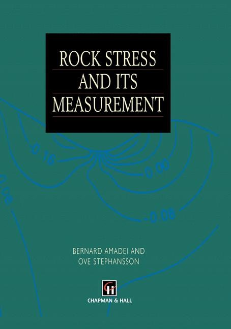 Abbildung von Amadei / Stephansson | Rock Stress and Its Measurement | 1997