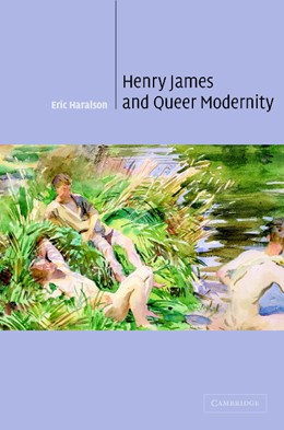 Abbildung von Haralson   Henry James and Queer Modernity   2003   133
