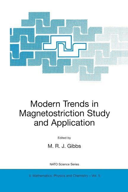 Abbildung von Gibbs | Modern Trends in Magnetostriction Study and Application | 2000