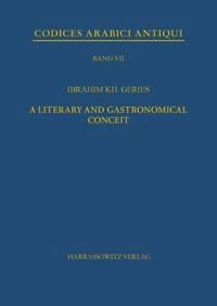 Abbildung von Geries   A Literary and Gastronomical Conceit   2002