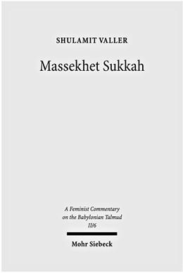 Abbildung von Valler | Massekhet Sukkah | 2009
