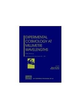 Abbildung von De Petris / Gervasi   Experimental Cosmology at Millimetre Wavelengths   2002   2K1BC Workshop, Breuil-Cervini...   616