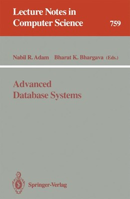 Abbildung von Adam / Bhargava | Advanced Database Systems | 1993 | 759