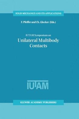 Abbildung von Pfeiffer / Glocker | IUTAM Symposium on Unilateral Multibody Contacts | 1999 | 2000 | Proceedings of the IUTAM Sympo... | 72