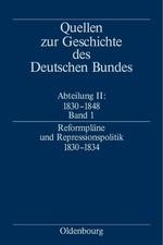 Abbildung von Zerback | Reformpläne und Repressionspolitik 1830-1834 | 2003