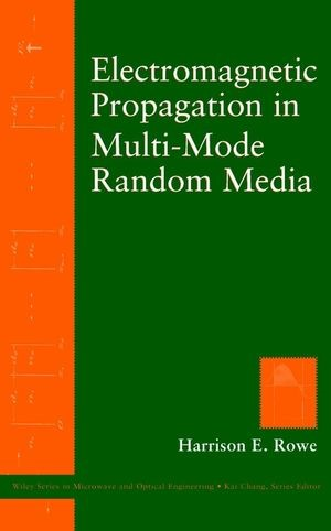 Abbildung von Rowe | Electromagnetic Propagation in Multi-Mode Random Media | 1999