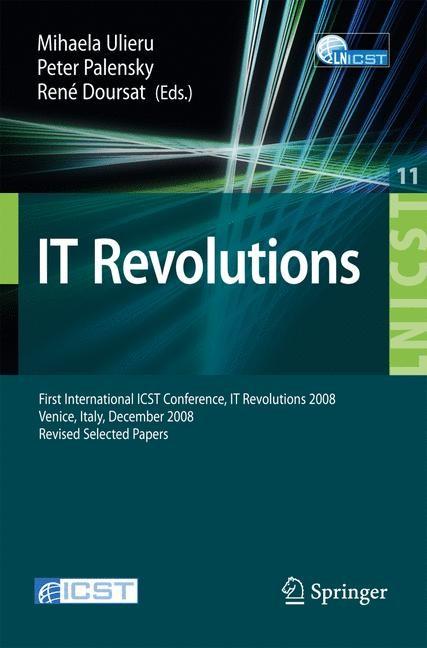 Abbildung von Ulieru / Palensky / Doursat | IT Revolution | 2009