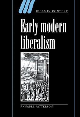 Abbildung von Patterson   Early Modern Liberalism   1997   48