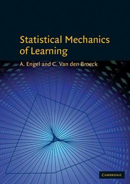 Abbildung von Engel / Van den Broeck | Statistical Mechanics of Learning | 2001