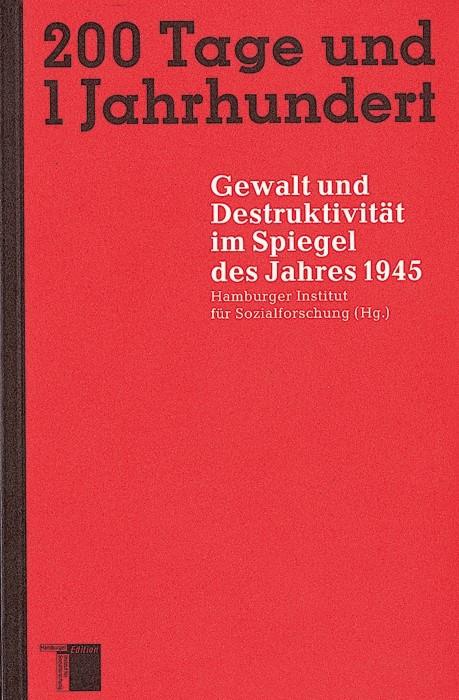 200 Tage und 1 Jahrhundert, 1995 | Buch (Cover)