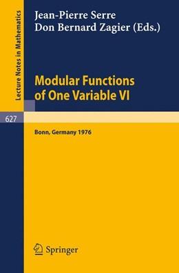 Abbildung von Serre / Zagier | Modular Functions of One Variable VI | 1977 | Proceedings International Conf... | 627