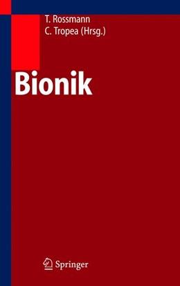 Abbildung von Rossmann / Tropea | Bionik | 2004 | Aktuelle Forschungsergebnisse ...