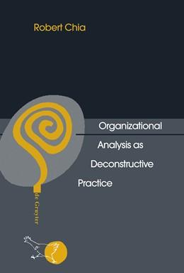 Abbildung von Chia | Organizational Analysis as Deconstructive Practice | 1996 | 1996 | 77