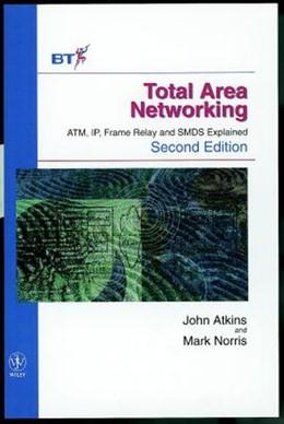 Abbildung von Atkins / Norris   Total Area Networking   1998