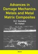Abbildung von Voyiadjis | Advances in Damage Mechanics: Metals and Metal Matrix Composites | 1999