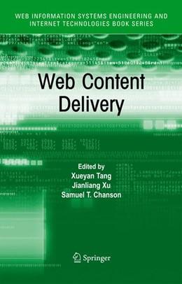 Abbildung von Tang / Xu / Chanson | Web Content Delivery | 2005 | 2