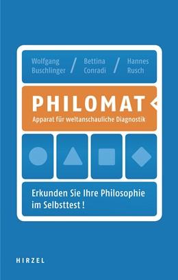 Abbildung von Buschlinger / Conradi / Rusch | Philomat | 2008 | Apparat für weltanschauliche D...
