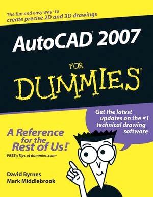 Abbildung von Byrnes / Middlebrook | AutoCAD 2007 For Dummies | 2006