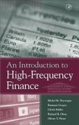 Abbildung von Gençay / Dacorogna / Muller | An Introduction to High-Frequency Finance | 2001