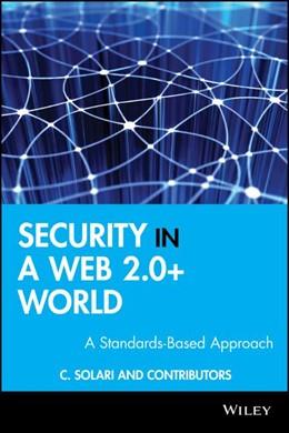 Abbildung von Solari | Security in a Web 2.0+ World | 2009
