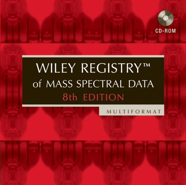 Abbildung von Wiley Registry of Mass Spectral Data, (TurboMass) | 8. Auflage | 2008