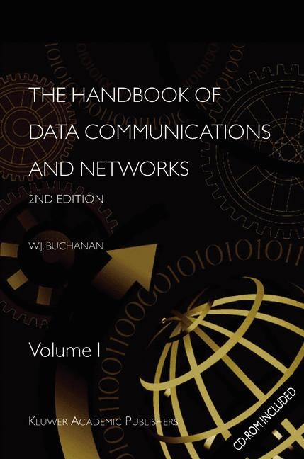 Abbildung von Buchanan | The Handbook of Data Communications and Networks | 2nd ed. | 2005
