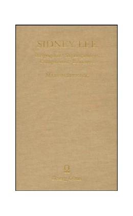 Abbildung von Spevack | Sidney Lee | 1., 2009 | 2010 | Biographer - Shakespearean - C...
