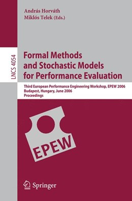 Abbildung von Horváth / Telek | Formal Methods and Stochastic Models for Performance Evaluation | 2006