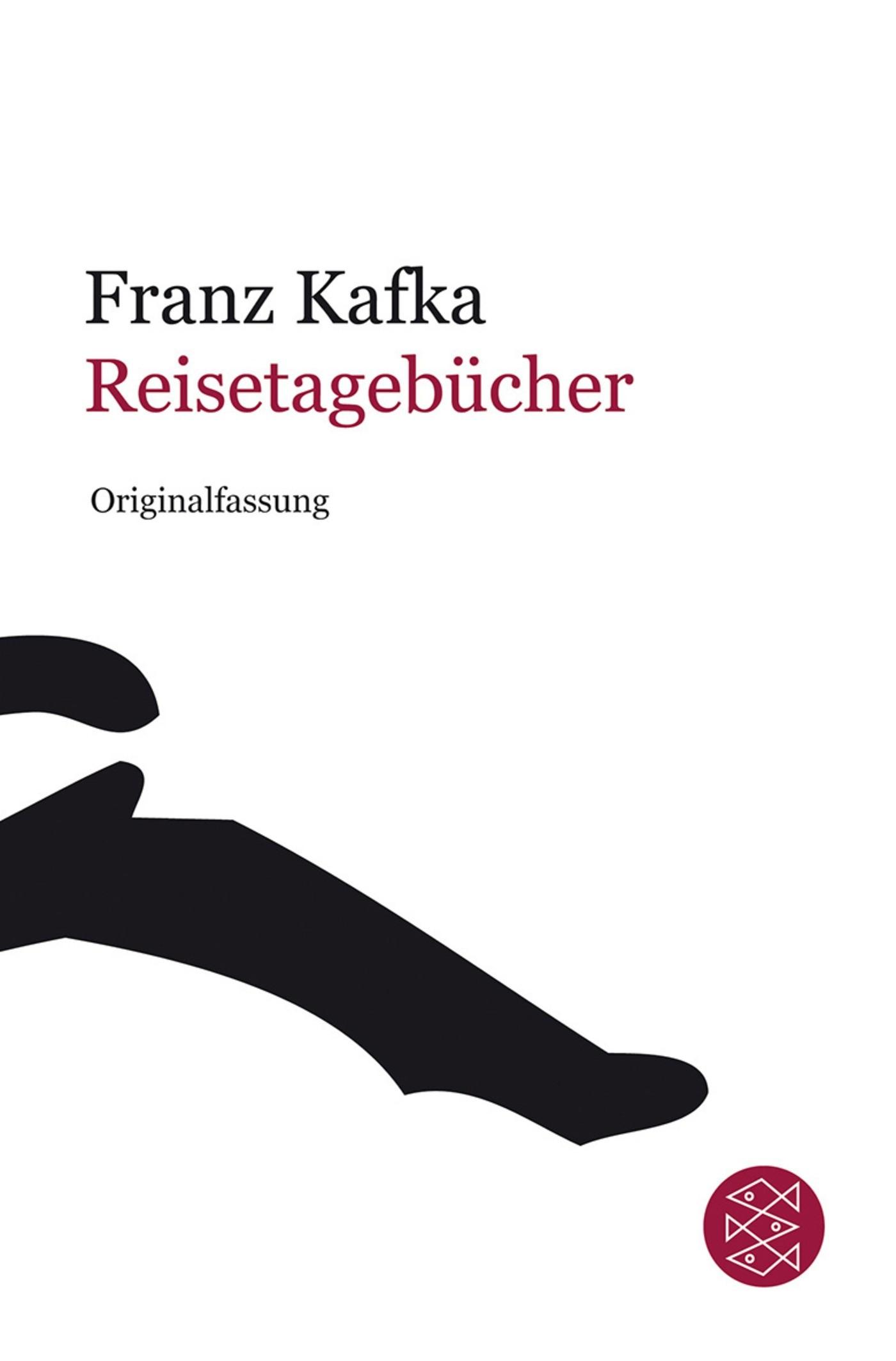 Reisetagebücher | Kafka, 2008 | Buch (Cover)