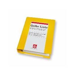Abbildung von ABDA | Gelbe Liste | Loseblattwerk mit 90. Aktualisierung | 2019 | Verschreibungspflicht und Erst...