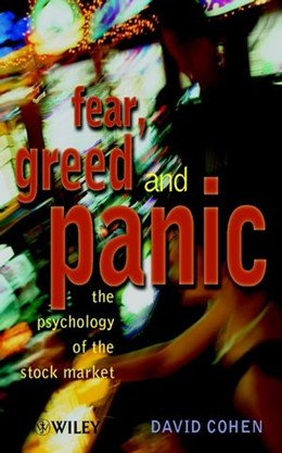 Abbildung von Cohen | Fear, Greed and Panic | 2001 | The Psychology of the Stock Ma...