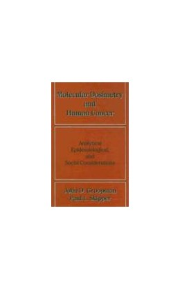 Abbildung von Groopman / Skipper | Molecular Dosimetry and Human Cancer | 1991 | Analytical, Epidemiological, a...