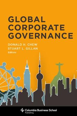 Abbildung von Chew / Gillan | Global Corporate Governance | 2009