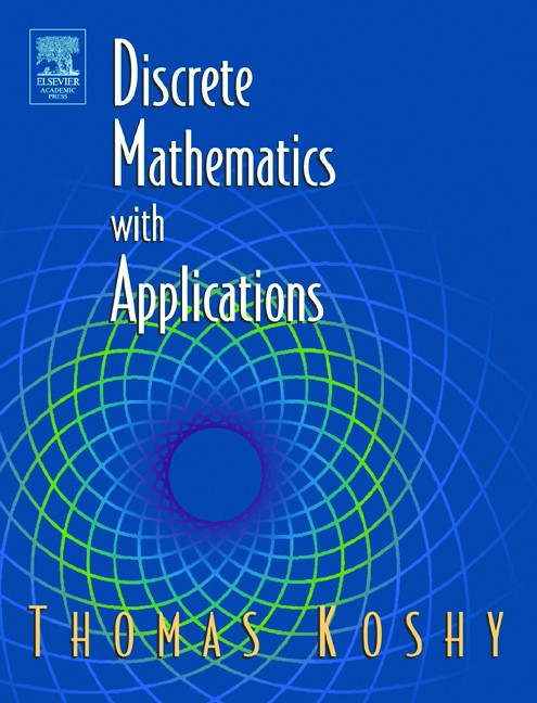 Abbildung von Koshy | Discrete Mathematics with Applications | 2004