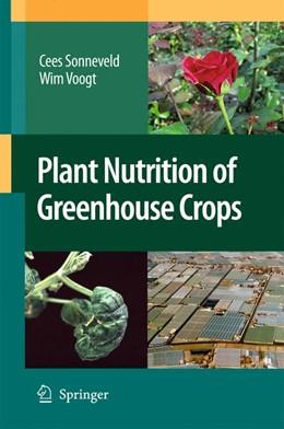 Abbildung von Sonneveld / Voogt   Plant Nutrition of Greenhouse Crops   2009