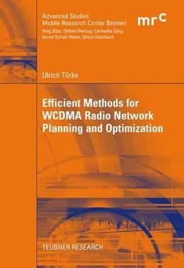 Abbildung von Türke | Efficient Methods for WCDMA Radio Network Planning and Optimization | 2007