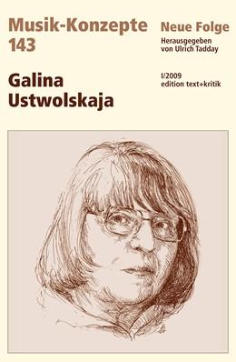 Abbildung von Galina Ustwolskaja | 2009 | 143