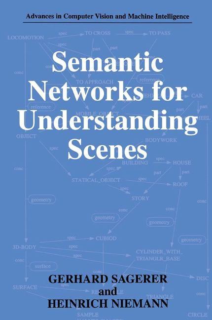 Abbildung von Sagerer / Niemann | Semantic Networks for Understanding Scenes | 1997