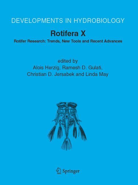 Abbildung von Herzig / Gulati / Jersabek / May | Rotifera X | 2005